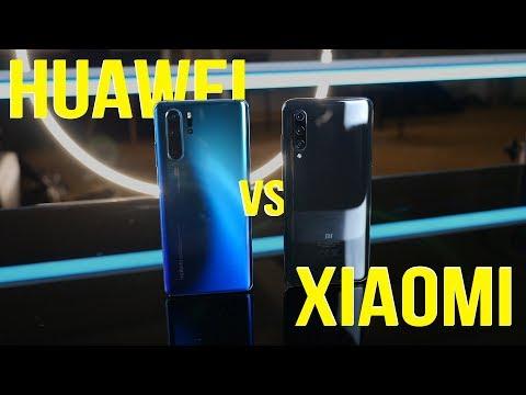 Huawei P30 Pro против Xiaomi Mi 9 / Цена Vs Технологии