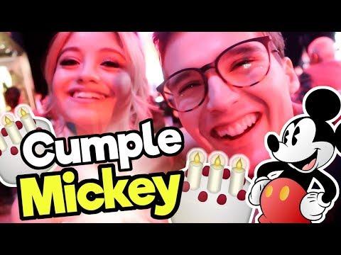 Cumple de Mickey Mouse feat. Karol Sevilla, Xime Ponch, Dani Hoyos/ Memo Aponte