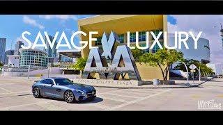 SAVAGE LUXURY: Mercerdes-Benz AMG GT S