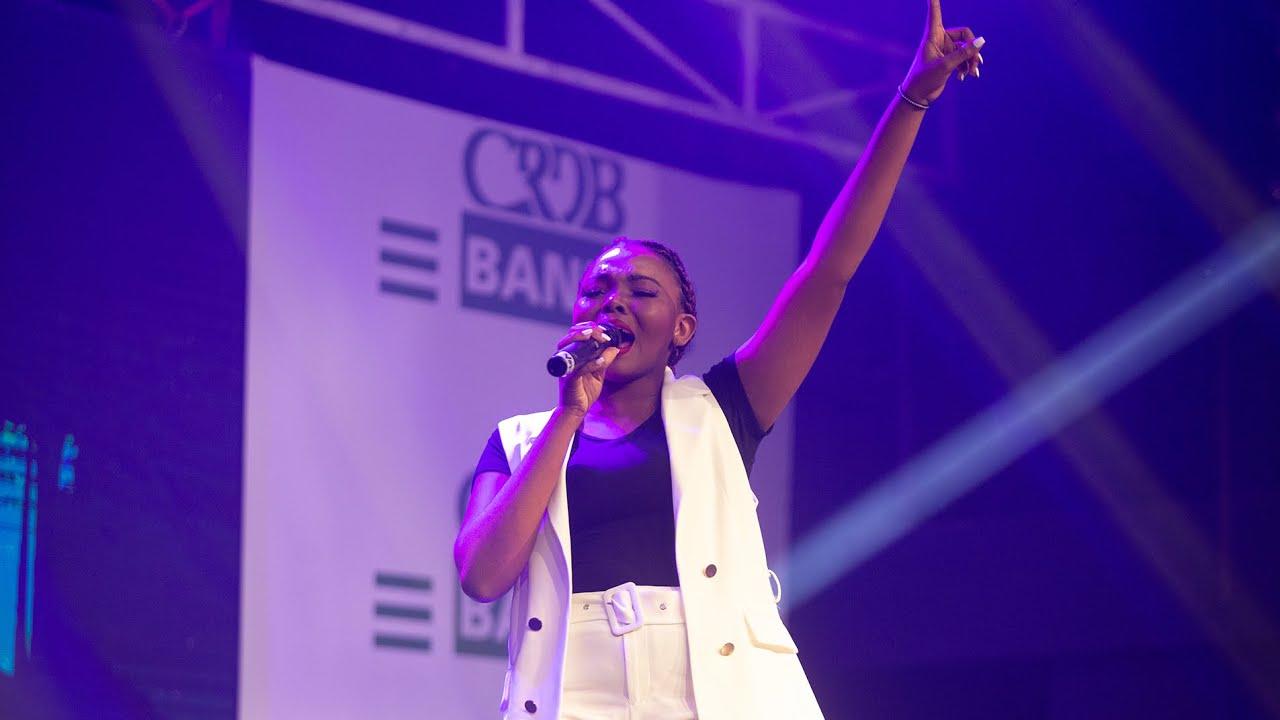 JOEL LWAGA - MIMI NI WAJUU (Official Video) LIVE PERFOMANCE BY MILLY LOMEY