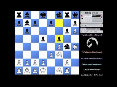 Crown Stars Tournament [133] - Fischer Random (Chess 960)