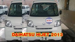 Daihatsu Hijet 2013 Fresh Import 2018 Review / Review Of Daihatsu Hijet