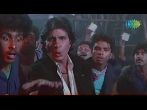 Jumma Chumma De De   Hum   FULL  SONG   Amitabh Bachchan, Rajinikanth, Govinda