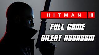 Hitman 2 - Full Game Walkthrough 'Silent Assassin' (No Commentary, PC)