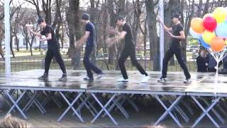 Майкоп.танцевальная команда Q FLASH CREW