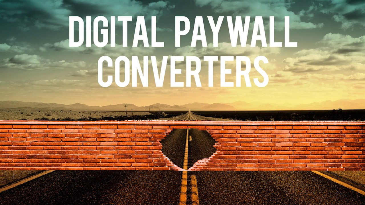 9 paths to subscription: Digital Paywall Converters