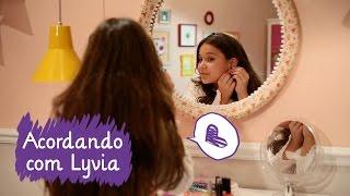 Acordando com Lyvia Maschio ❤ Mundo da Menina