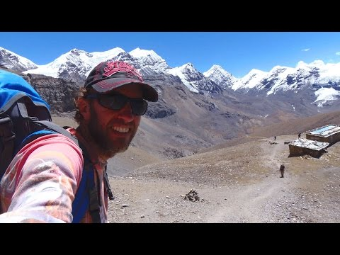 Adventure of a Lifetime: Trekking the Nepal Himalayas to 18,000 Feet [Full Movie]