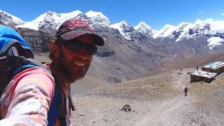 Adventure of a Lifetime: Trekking the Nepal Himalayas to 18,000 Feet [Full Movie]