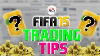 FIFA 15 - How To Make Millions Of Coins IOS - Trading Tips and Tricks....