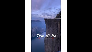 ❣️Tum Hi Ho   Aashiqui 2 | WhatsApp⚡Status | Tere Liye Hi Jiya Mein |Instagram Status | Arijit Singh