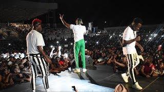 Diamond Platnumz Afanya Balaa Zanzibar, Aimba Nyegezi LIVE  | Wasafi Festival Zanzibar