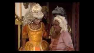 Xica recebe falsa avó em sua casa , Contratador elogia Xica