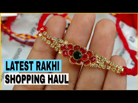 Latest Rakhi Design 2019 | Amazon Rakhi Review