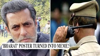 Download Nagpur police turns Salman's 'Bharat' poster into a meme to spread awareness Mp3 and Videos