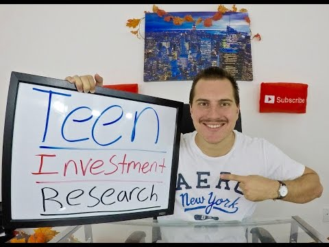 Every Investor MUST WATCH this.. - Teenager Research!
