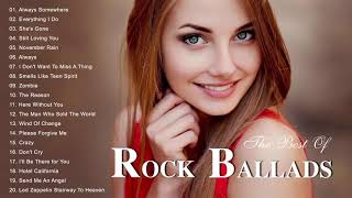 Best Rock Songs 80's - 90's | The Best Rock Ballads 80's & 90's Collection