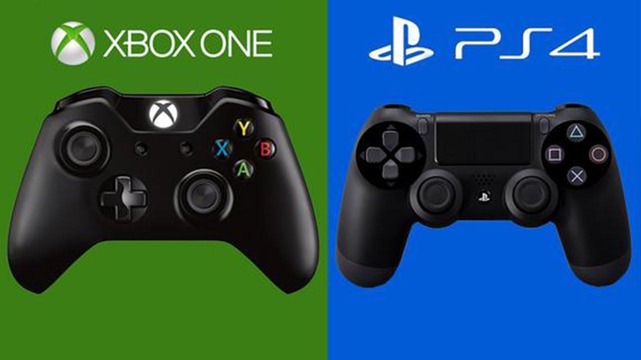 Playstation 4 x XBOX ONE Os controles e suas diferenças ...