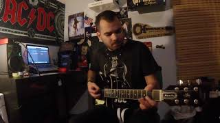 AC/DC Tribute (RIP Malcolm Young, 1953 - 2017)