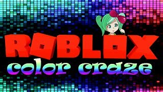 💠MOST REQUESTED🔶ROBLOX Color Craze like Minecraft Blockparty SallyGreenGamer geegee92 kid games