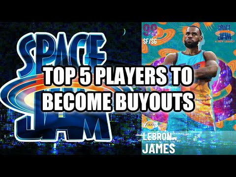 TOP 5 PLAYERS WHO ARE CLOSE TO BUYOUTS IN NBA 2K21 MYTEAM!