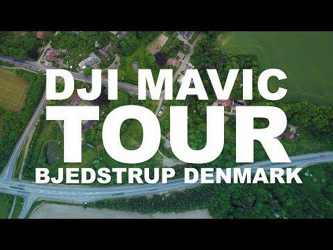 Bjedstrup - Denmark - DJI Mavic  tour