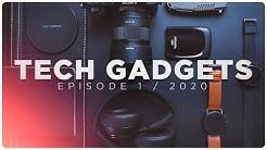 5 COOLE TECH GADGETS | 2020