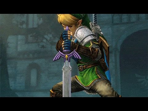Let S Play Hyrule Warriors Part 15 Master Sword Youtube