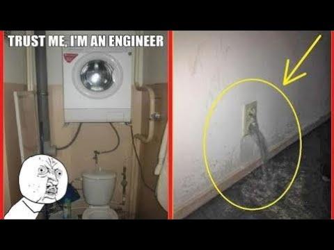 Amazing Engineering/Technical  Worst Plumbing Engineering FAILS