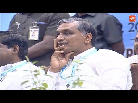 Minister Harish Rao Live | Participate in Rejuvenation of Krishna River | Khairatabad | YOYO TV