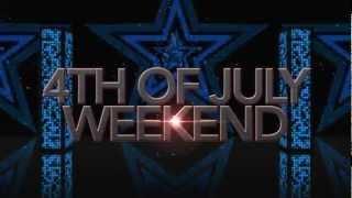 Tiesto, Avicii, Aoki: July 4th Weekend at Surrender Nightclub & Encore Beach Club