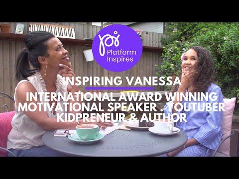 Platform Inspires Meets: Inspiring Vanessa