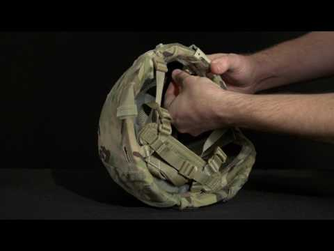 Configuring The Advanced Combat Helmet With A PVS-7 Or A PVS-14 Night Vision Device