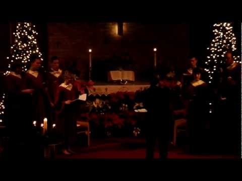 Christmas Eve Service at First Congregational Church