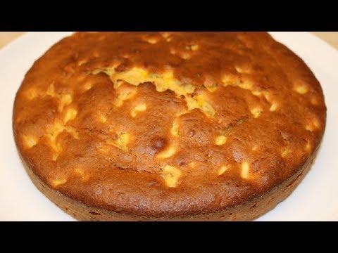 gÂteau-de-pÊche-et-yaourt-facile-(cuisinerapide)