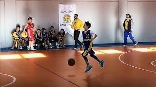 Suadiye Basketbol & AllStars Basketbol - U12 Hazırlık Maçı - 04.12.2016