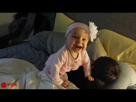 Funny Babies Wake Up Daddy Best Babies Video Compilation