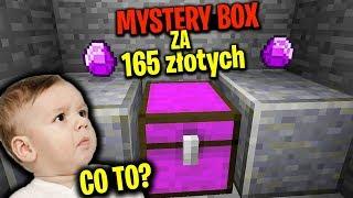 CO JEST W MYSTERY BOX W MINECRAFT ZA 165 ZŁOTYCH?
