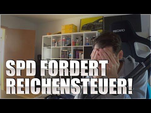 SPD will Reichensteuer und zerstört Deutschland | Joachim Steinhöfel Idee für GEZ Arbeit