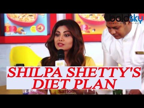 Shilpa Shetty revealing her Diet Plan; Watch video | Boldsky