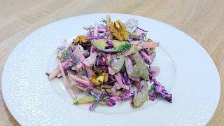 Полезный салат / Healthy Salad