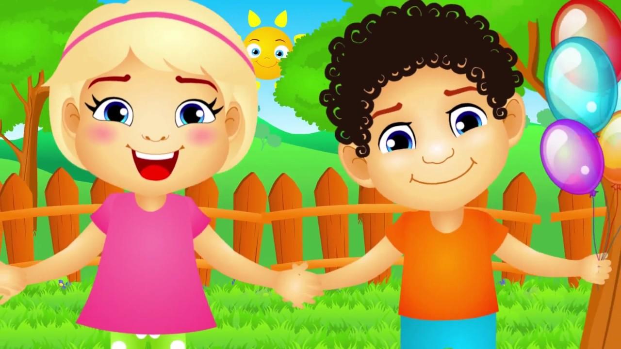 Jestem sobie przedszkolaczek - Piosenki dla dzieci - Tosia TV - YouTube