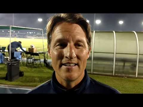 Women's Soccer - postgame interview with Head Coach Tim Ward