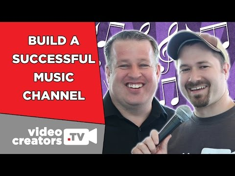 How To Grow a Music Channel on YouTube