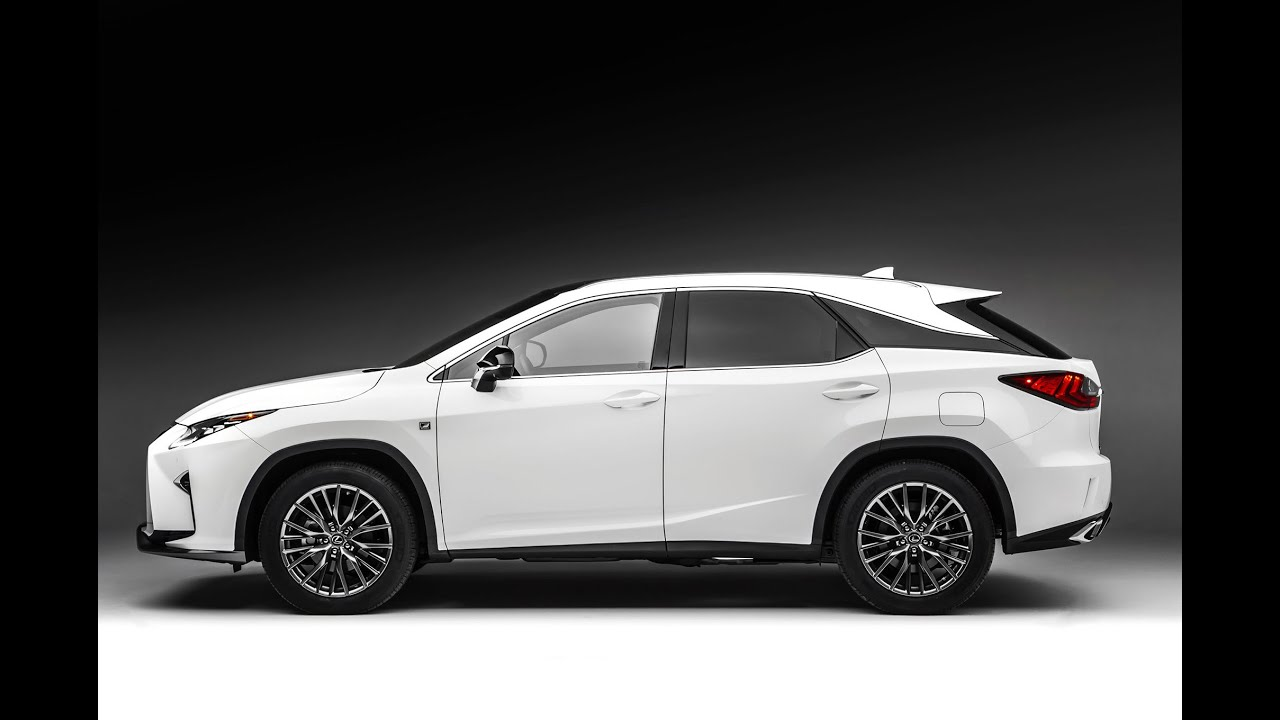 2016 Lexus RX 350 Inside and Out Review