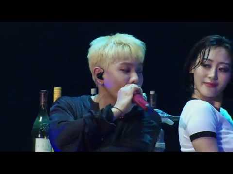 IKON - COCKTAIL | CONTINUE TOUR IN SEOUL 2018 [ENG/INDO/KR Lyrics]