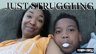 MOVING STRUGGLES, WHISTLING STRUGGLES AND WEIGHTLOSS STRUGGLES 🤦♀️🤦♀️    BLACK FAMILY VLOGS