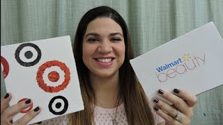 Walmart & Target Beauty Box Unboxing & Review