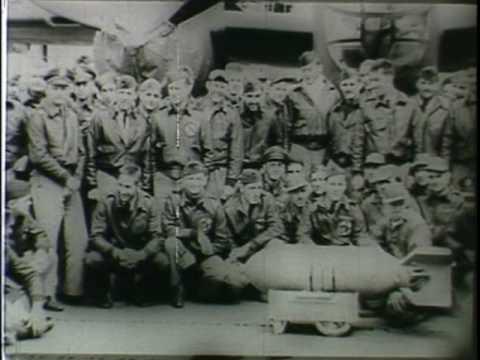 Doolittle Raid Launch Footage (1942)