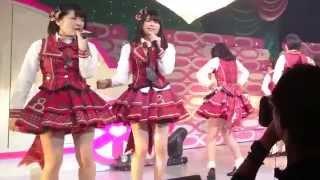 AKB48チーム8 全国ツアー~47の素敵な街へ~ 山梨公演、「制服の羽根」...